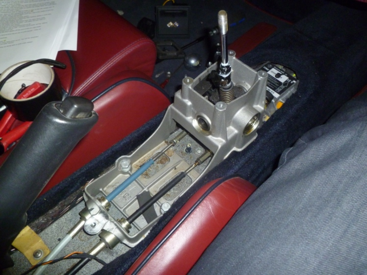 Ferrari 360 Gear Bushing
