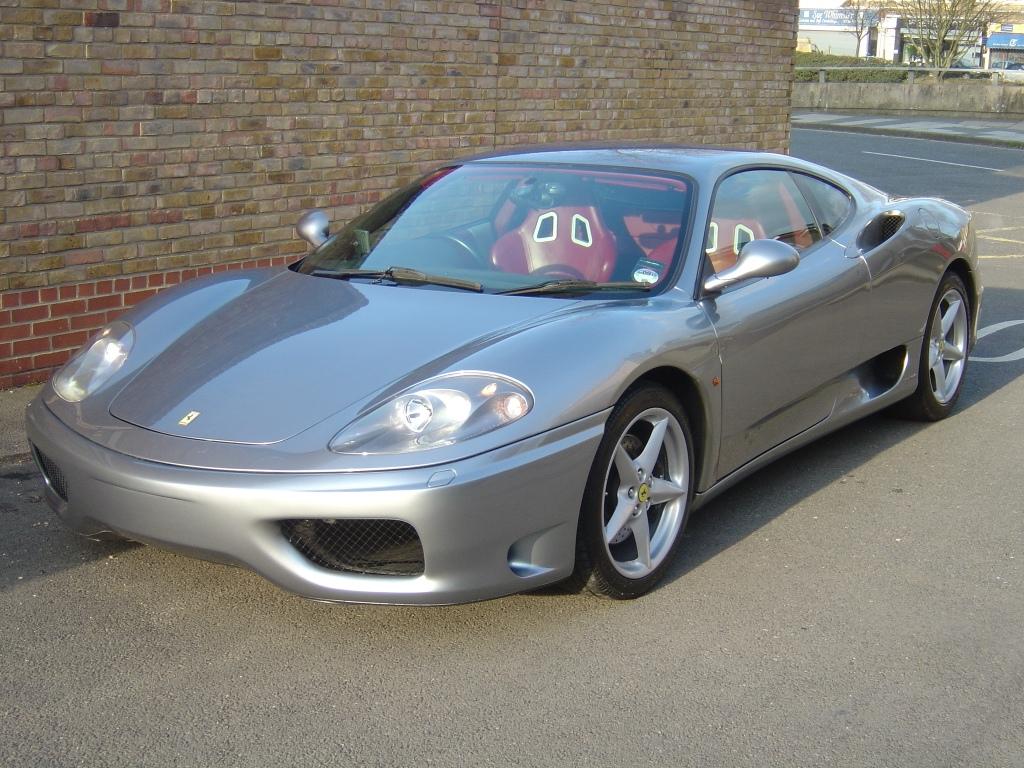 Ferrari 360 Wheels Aldous Voice