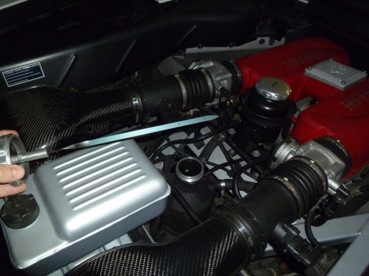 Ferrari 360 Annual Service