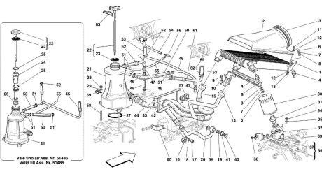 Ferrari 360 engine oil level checks and the danger of