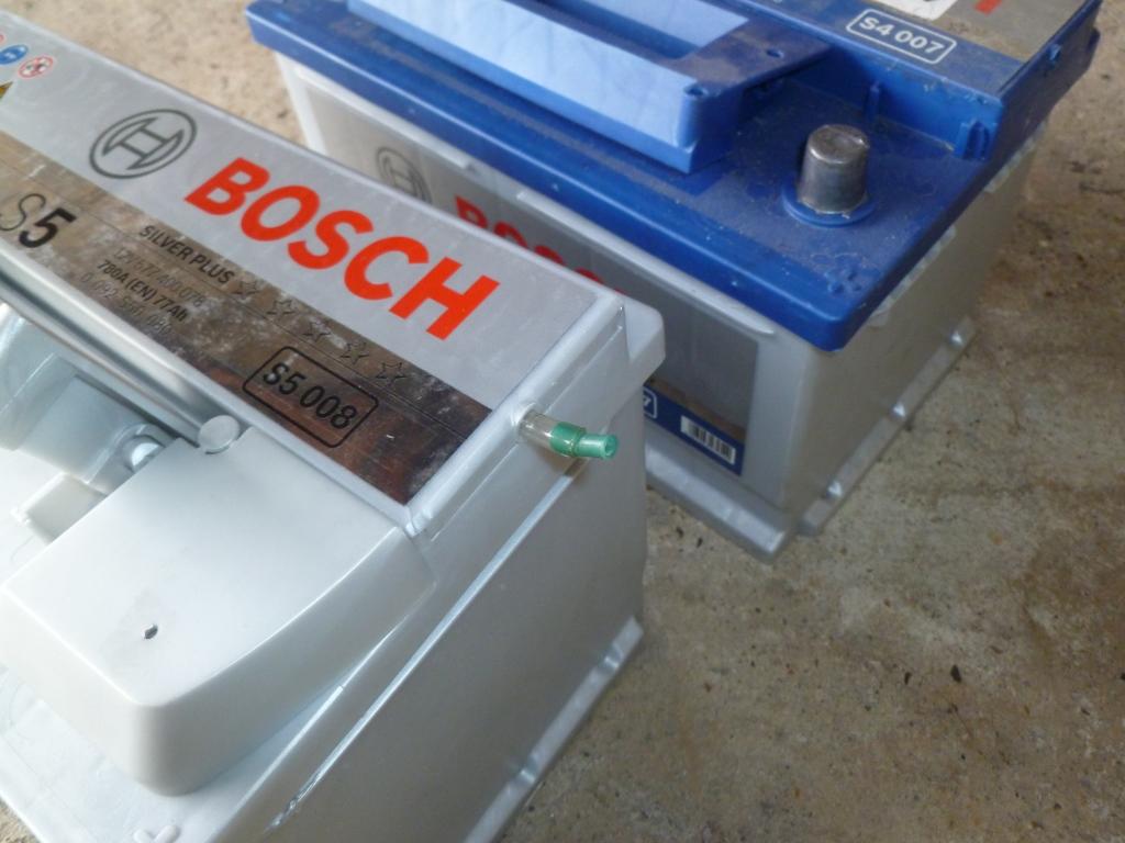 Battery Vent Tube : Ferrari battery change aldous voice