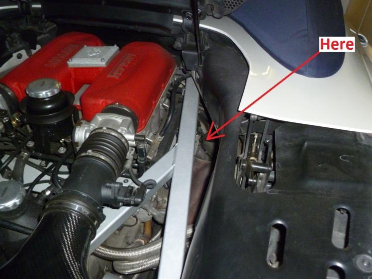 Ferrari 360 Variator