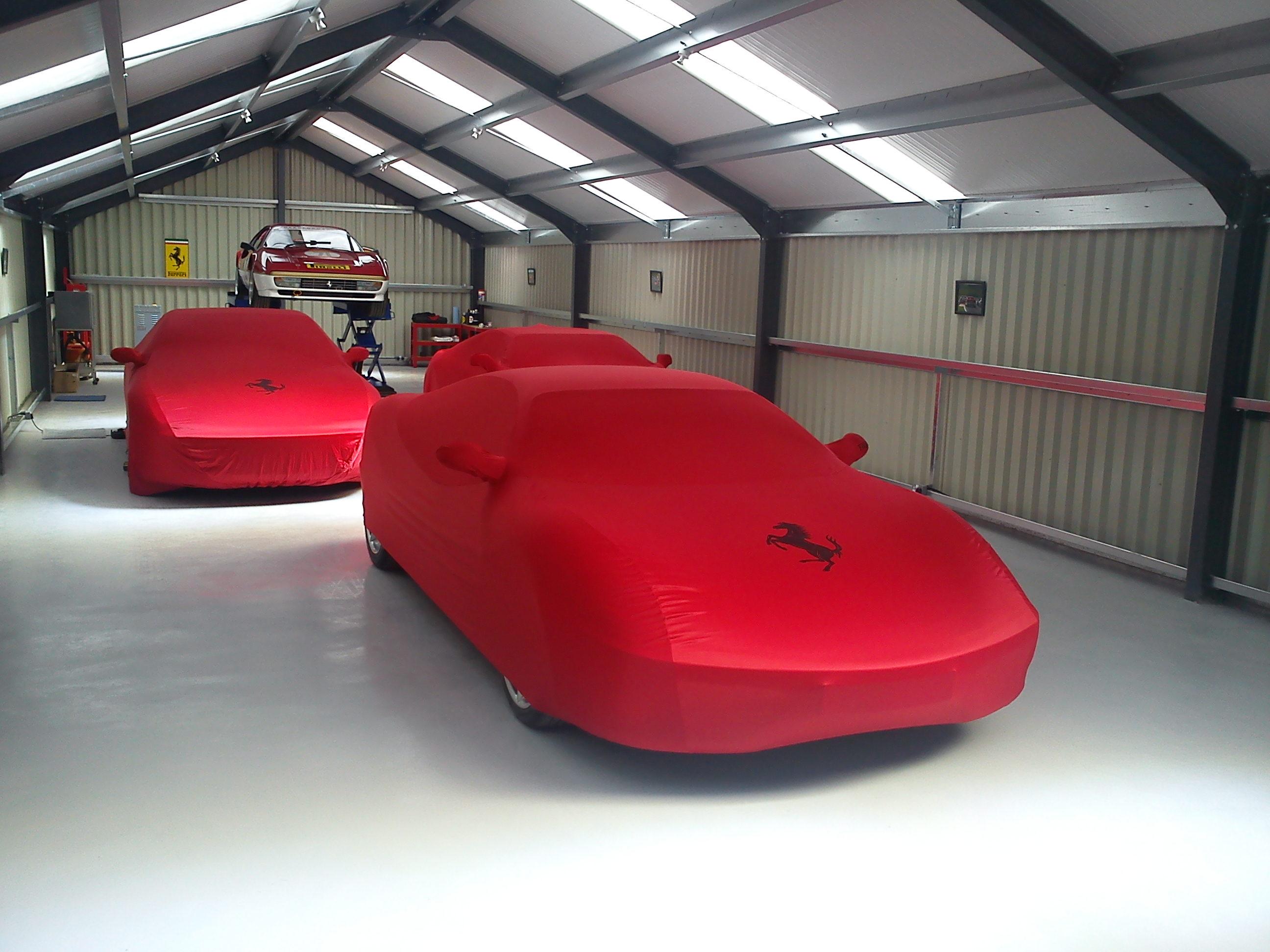 part cover ebay bag indoor p italia car s new ferrari genuine