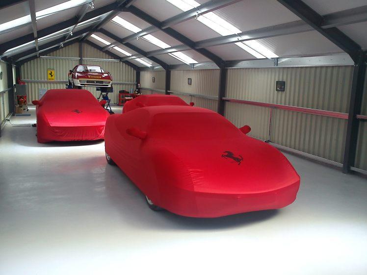 Walkersport Ferrari