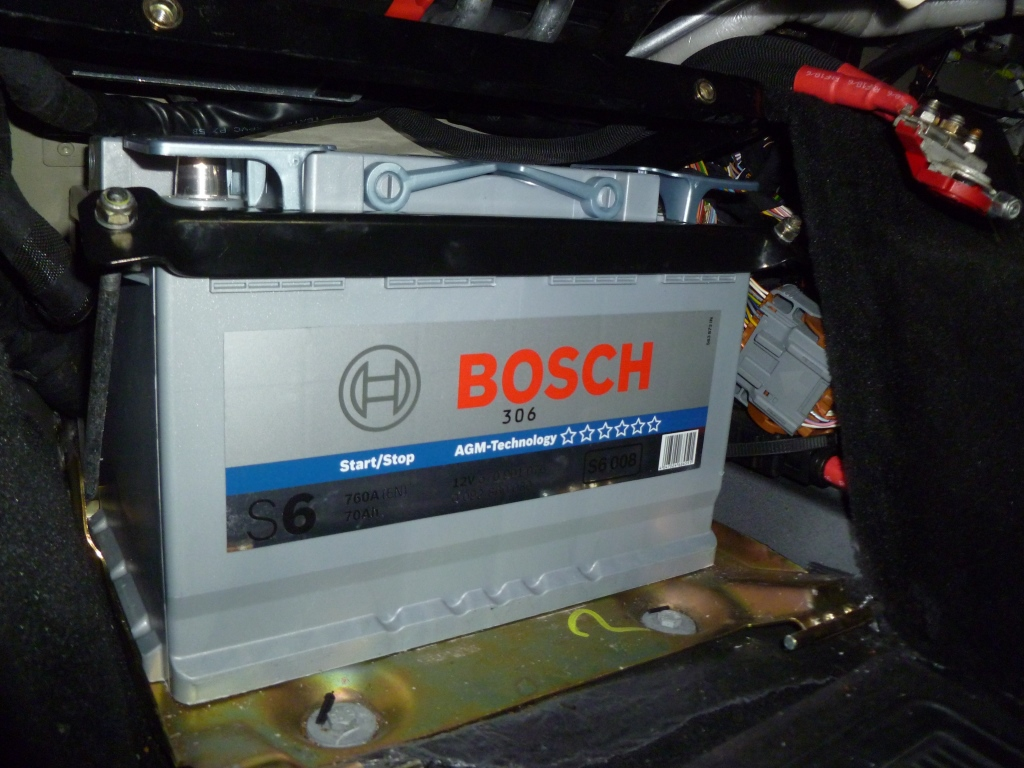 Ferrari F430 Battery Replacement – Aldous Voice