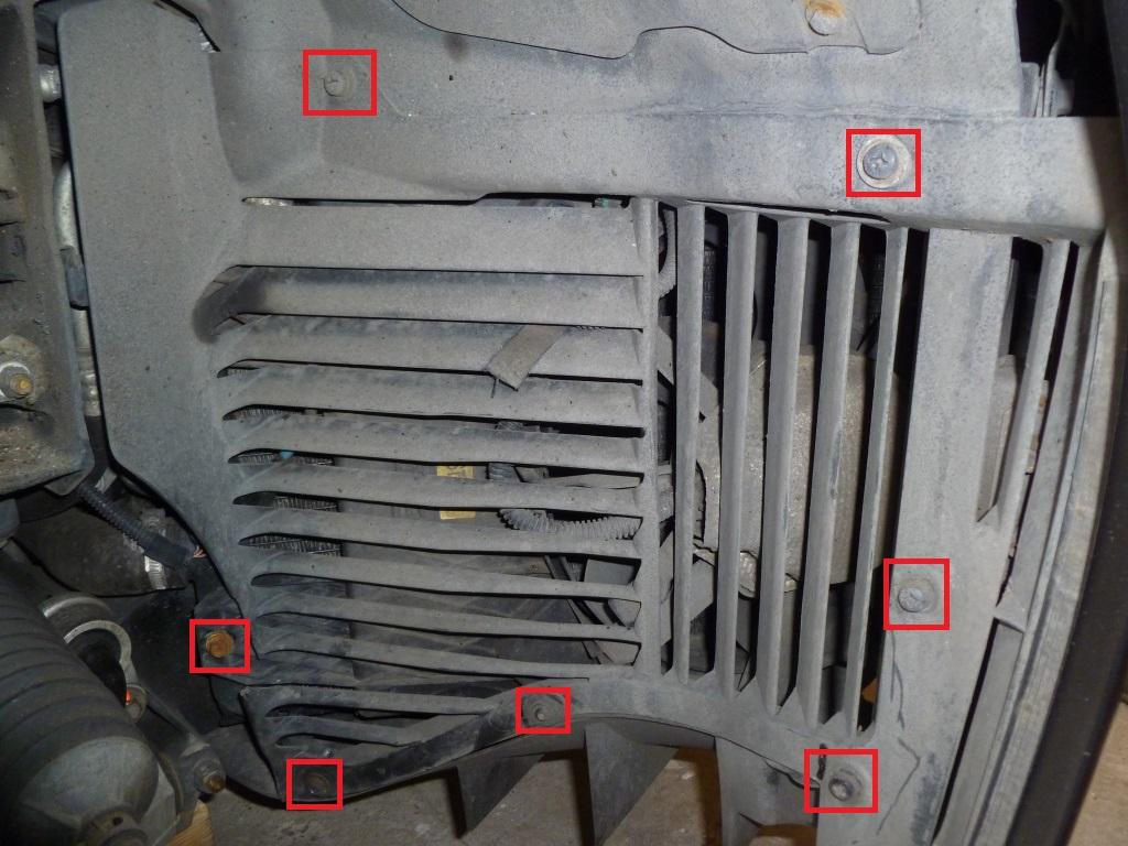 ferrari f430 front bumper removal – aldous voice