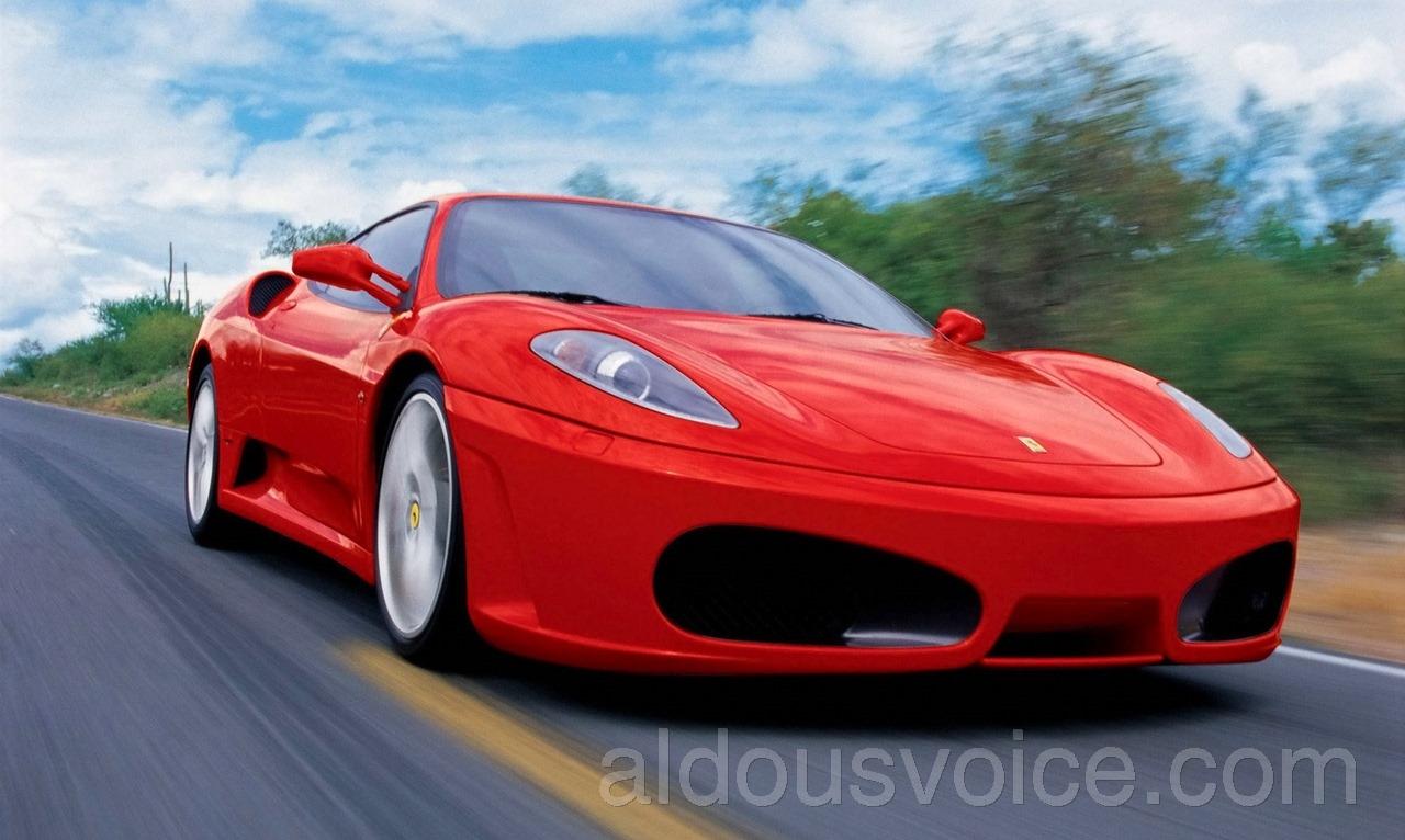 Ferrari 360 Vs F430 Aldous Voice